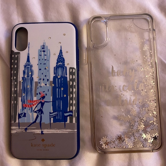 kate spade Accessories - Kate Spade iPhone X phone cases (2)